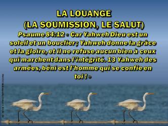 2015 0512 psaume 84 12 dieu est un soleil et un bouclier francais