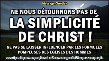 2015 0524 ne nous detournons pas de la simplicite de christ miniature1