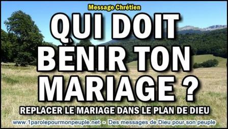 2015 0929 qui doit benir ton mariage miniature1