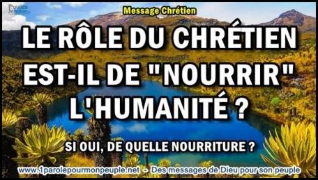 2016 0207 le role du chretien est il de nourrir l humanite minia1