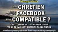 2016 0714 etre chretien et avoir un compte facebook est il compatible minia1 copie 450