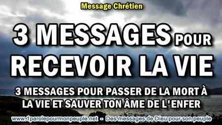 2017 0201 3 messages pour recevoir la vie minia1 copie 450