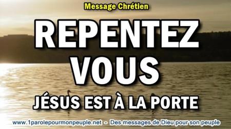 2017 0608 repentez vous jesus est a la porte minia1