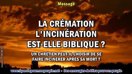 2019 0911 la cremation l incineration est elle biblique minia1 450