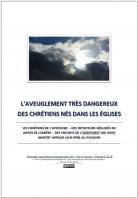 2019 1002 l aveuglement tres dangereux des chretiens nes dans les eglises miniacouv1