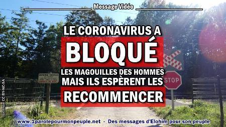 2020 0625 le coronavirus a bloque les magouilles des hommes minia1 450