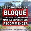 2020 0625 le coronavirus a bloque les magouilles des hommes minia1 450carre