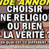 Choisir une religion ou bien accepter de recevoir la verite miniature2 ba
