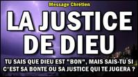 La justice de dieu message miniature1