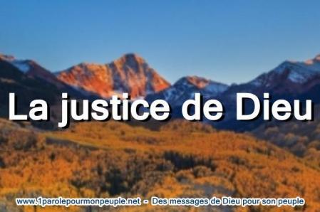 La justice de dieu miniature2