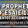 La prophetie d esaie 13 bientot accomplie miniature1