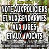Note aux policiers et aux gendarmes aux juges et aux avocats miniature1 copie carree
