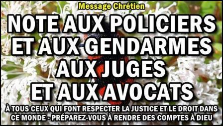 Note aux policiers et aux gendarmes aux juges et aux avocats miniature1