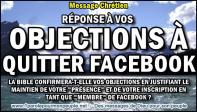 Reponse a vos objections a quitter facebook miniature1