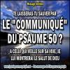 Te laisseras tu sauver par le communique du psaume 50 miniature1 copie carree